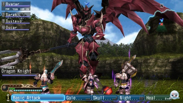 Screenshot - White Knight Chronicles: Origins (PSP) 2227012