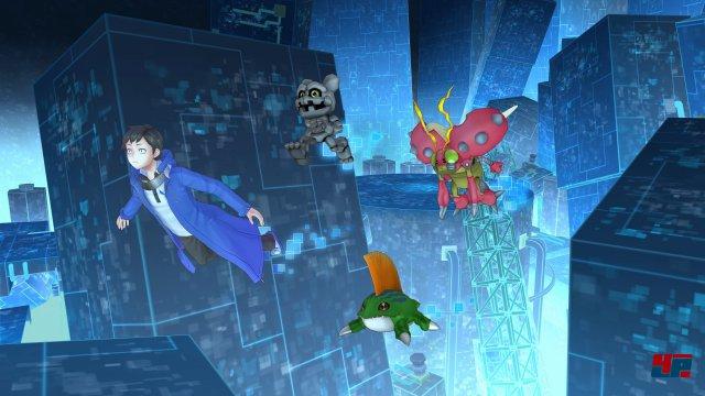Screenshot - Digimon Story: Cyber Sleuth - Hacker's Memory (PS4) 92542704
