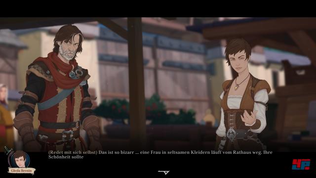 Screenshot - Ash of Gods: Redemption (PC) 92562262