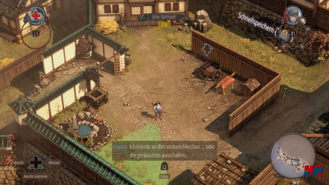 Screenshot - Shadow Tactics: Blades of the Shogun (PS4) 92550246