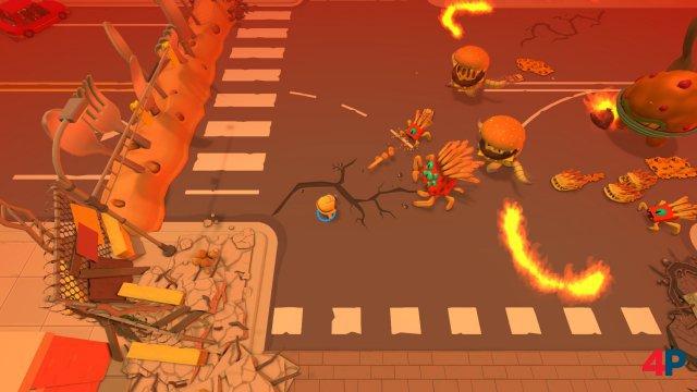 Screenshot - Nom Nom Apocalypse (PC)