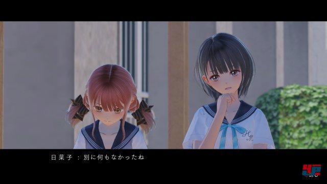 Screenshot - Blue Reflection (PC) 92549109