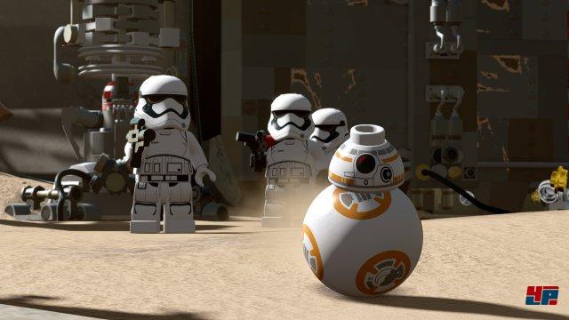 Screenshot - Lego Star Wars: Das Erwachen der Macht (360) 92519522
