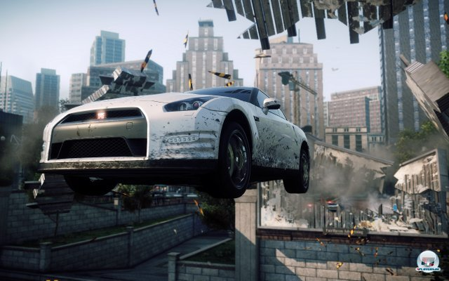 Screenshot - Need for Speed: Most Wanted (PlayStation3) 2364912