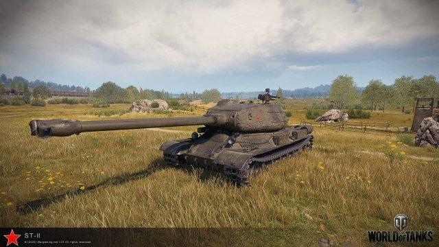 Screenshot - World of Tanks (PC)