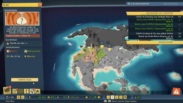 Screenshot - Evil Genius 2: World Domination (PC) 92638260