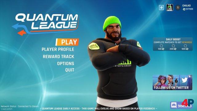 Screenshot - Quantum League (PC) 92614085