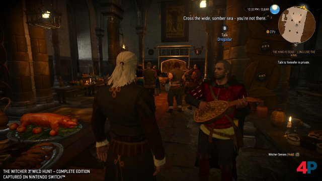 Screenshot - The Witcher 3: Wild Hunt (Switch) 92594581