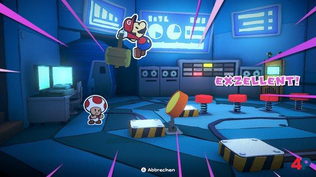 Screenshot - Paper Mario: The Origami King (Switch) 92619568