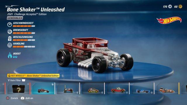 Die Hot-Wheels-Flitzer sehen niedlich aus, die Modelle hat Milestone gut hinbekommen.