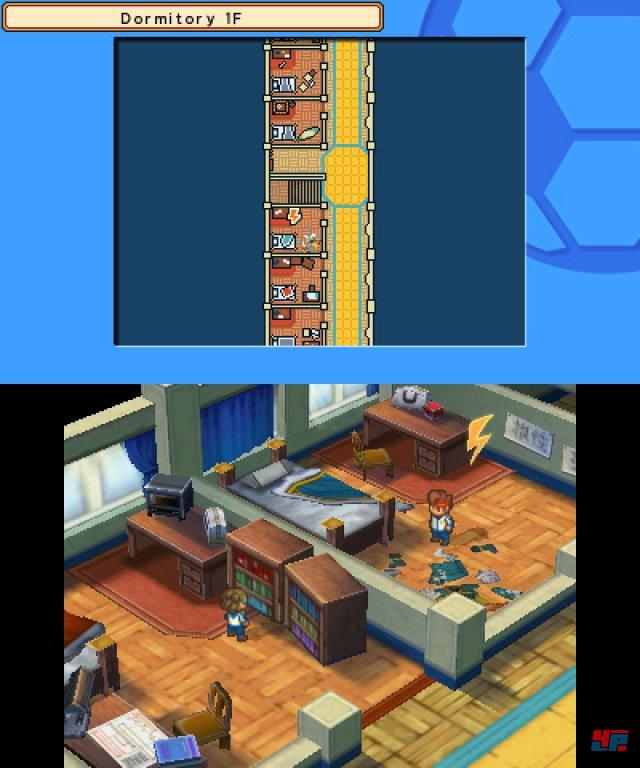 Screenshot - Inazuma Eleven 3: Team Oger greift an! (3DS) 92475105