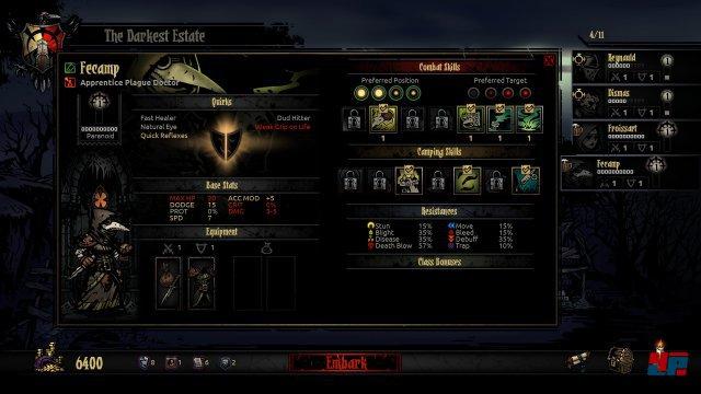 Screenshot - Darkest Dungeon (PC) 92499027