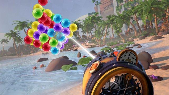 Screenshot - Puzzle Bobble 3D: Vacation Odyssey (PS4, PlayStation5, PlayStationVR)