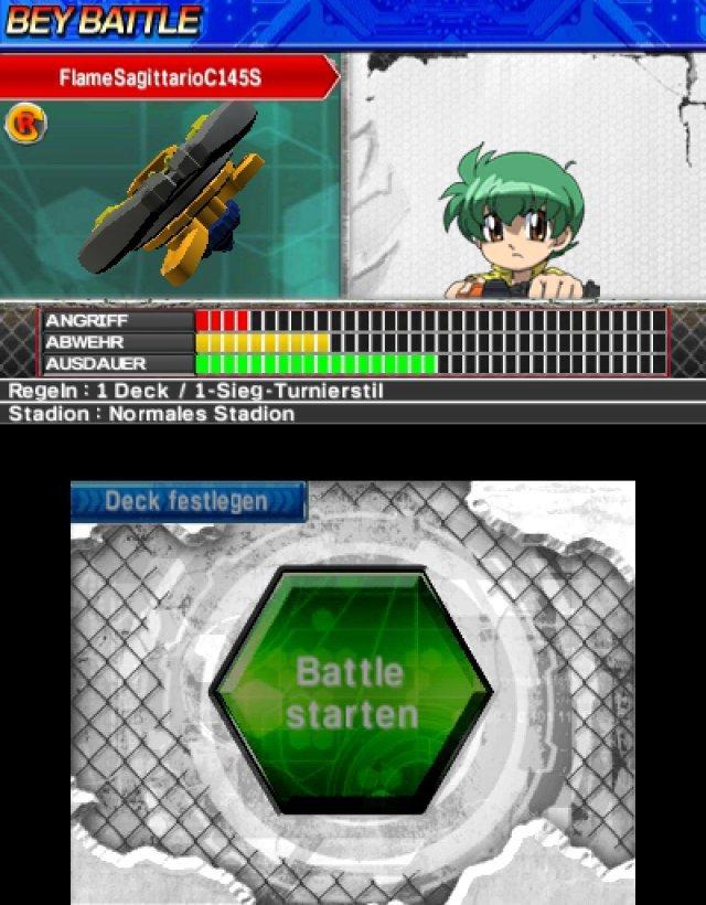 Screenshot - Beyblade: Evolution (3DS) 92467961