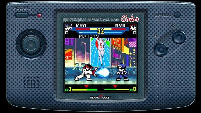 Screenshot - SNK vs. Capcom: The Match of the Millenium (Switch)