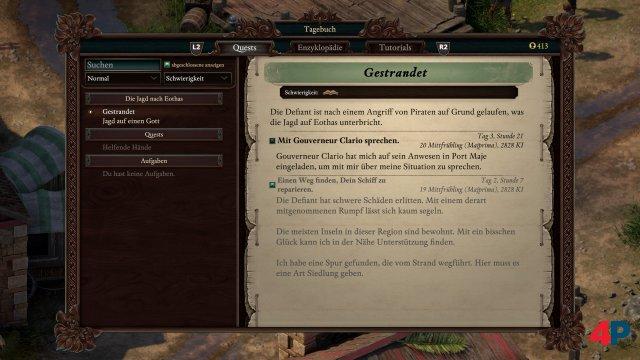 Screenshot - Pillars of Eternity 2: Deadfire (PS4) 92604840