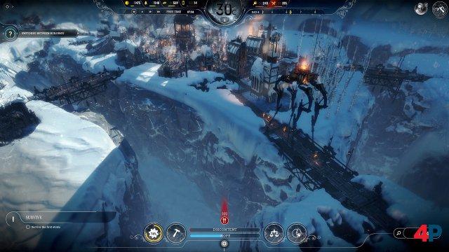 Screenshot - Frostpunk (Mac)
