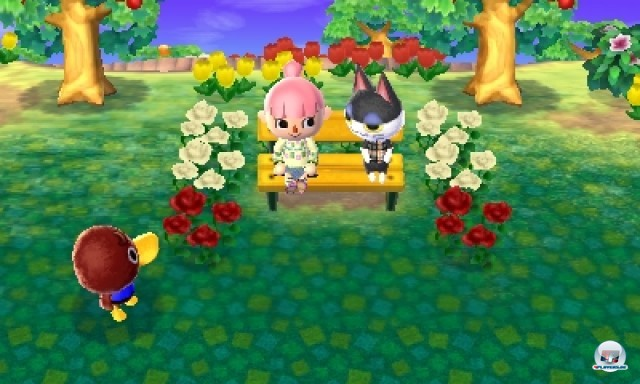 Screenshot - Animal Crossing 3DS (3DS) 2231113