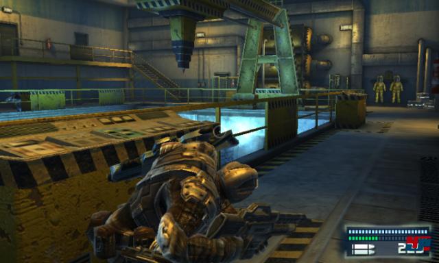 Screenshot - IronFall Invasion (3DS) 92500658