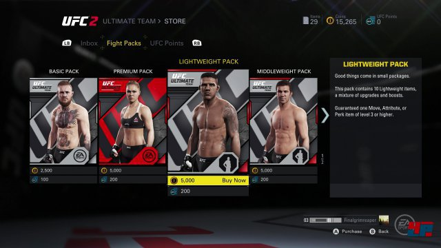 Screenshot - EA Sports UFC 2 (PlayStation4) 92522391