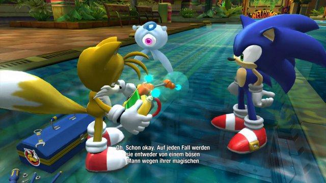 Die Zwischensequenzen der Ultimate-Fassung können nicht mit dem Rest des Spiels mithalten, sie wirken unscharf.