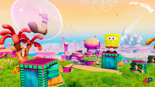 Screenshot - SpongeBob SquarePants: Battle for Bikini Bottom - Rehydrated (PC) 92594772