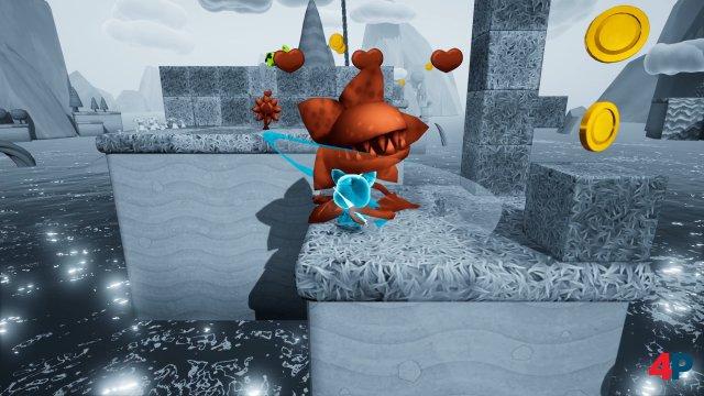 Screenshot - Neko Ghost, Jump! (PC)