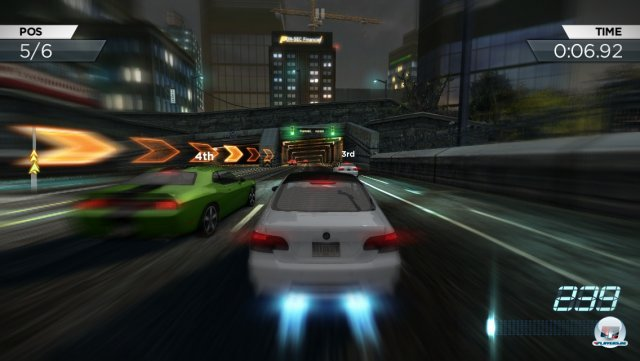 Screenshot - Need for Speed: Most Wanted (iPhone) 92418237