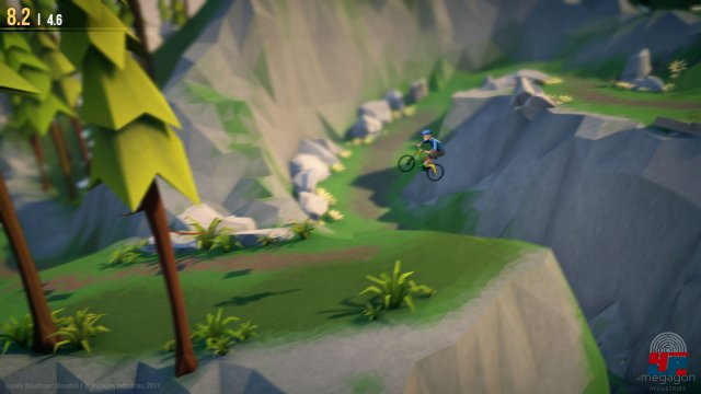 Screenshot - Lonely Mountains: Downhill (Linux) 92554381