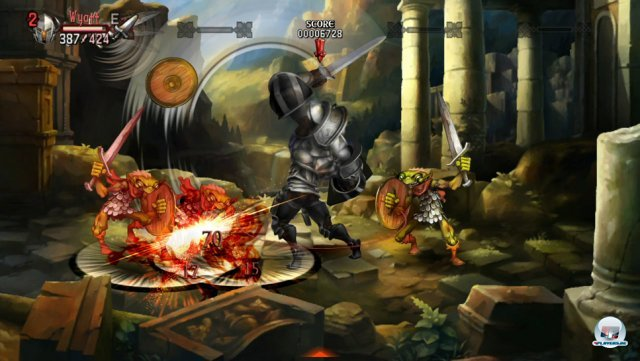 Screenshot - Dragon's Crown (PlayStation3) 92461238