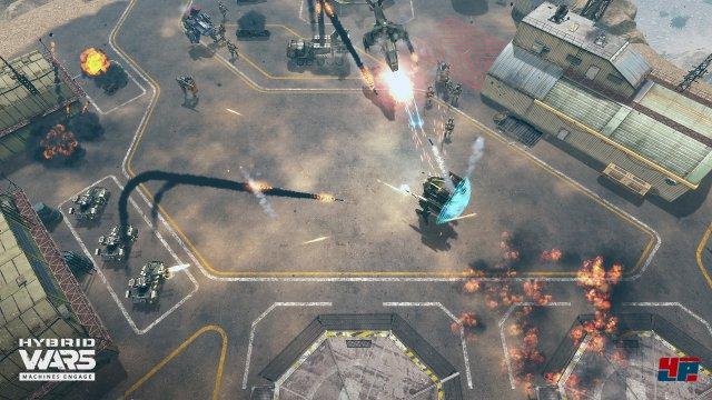 Screenshot - Hybrid Wars (PC) 92534680