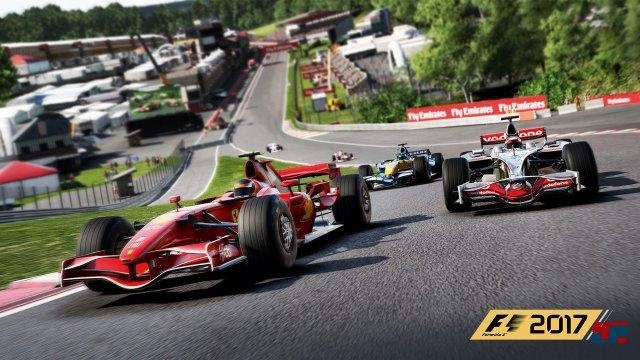 Ob es Ferrari mit Sebastian Vettel wohl in diesem Jahr gelingt, die Dominanz von Mercedes zu beenden?