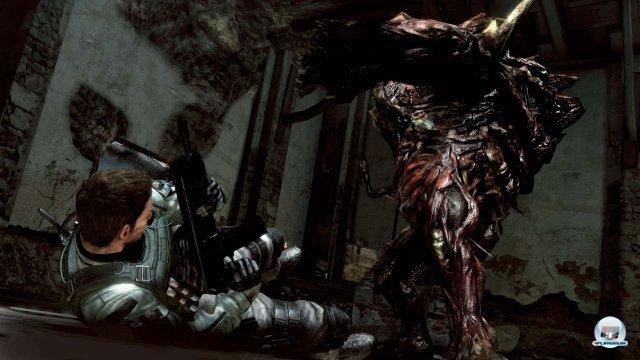 Screenshot - Resident Evil 6 (360) 92402097