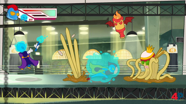 Screenshot - Pass The Punch (PC)