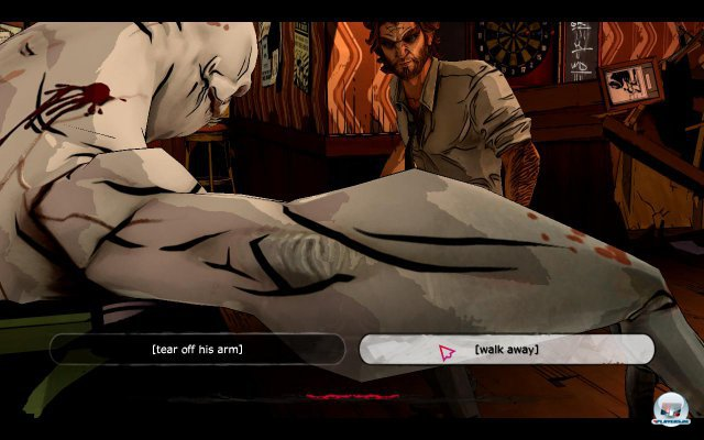 Screenshot - The Wolf Among Us - Episode 1: Faith (360) 92470683