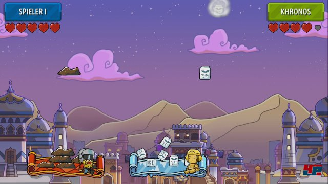 Screenshot - Scribblenauts Showdown (PS4) 92560193