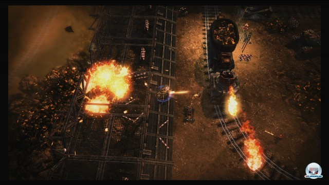 Screenshot - Renegade Ops (PlayStation3) 2246142