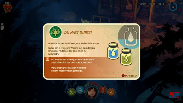 Screenshot - The Flame in the Flood (PC) 92521007