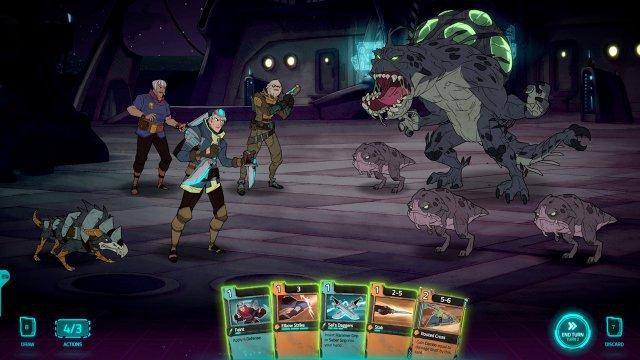 Screenshot - Griftlands (PC, Switch)