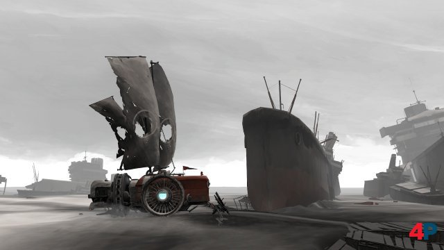 Screenshot - FAR: Lone Sails (Switch)