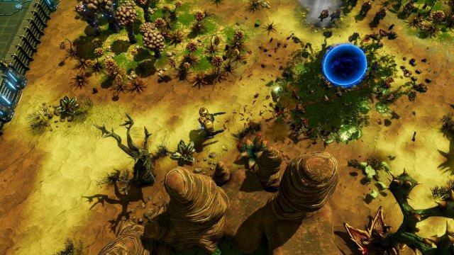 Screenshot - The Riftbreaker (PC)