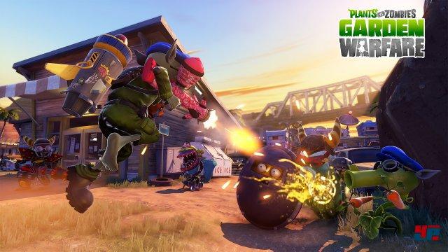 Screenshot - Plants vs. Zombies: Garden Warfare (PlayStation3)