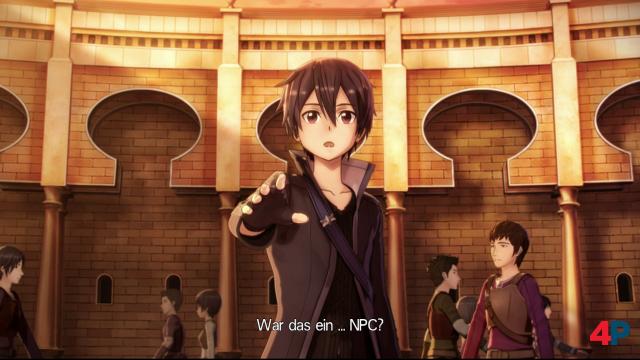 Die Inszenierung im Anime-Stil weiß zu gefallen.