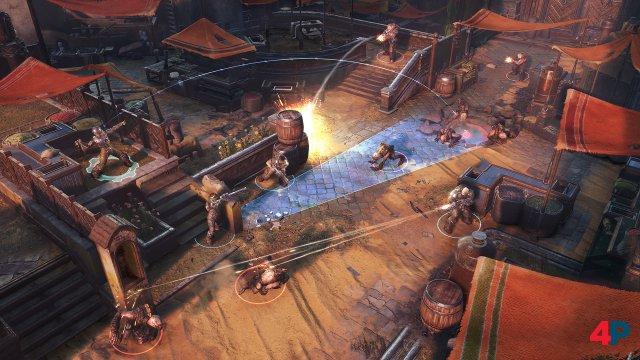 Screenshot - Gears Tactics (PC)