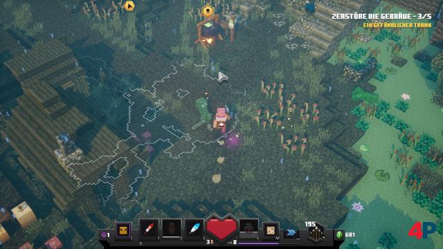 Screenshot - Minecraft Dungeons (PC) 92614185