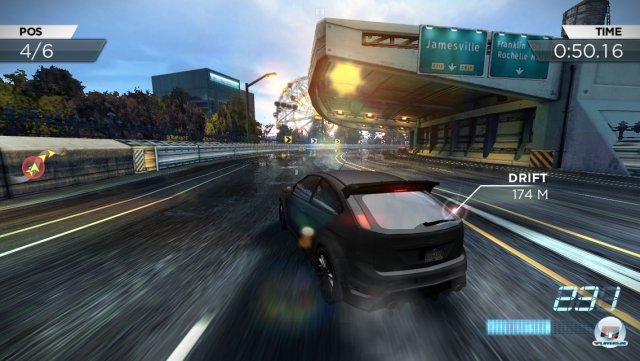 Screenshot - Need for Speed: Most Wanted (iPhone) 92418182