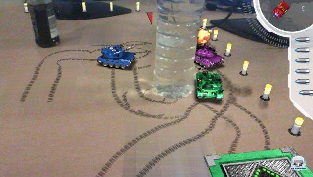 Screenshot - Table Top Tanks (PS_Vita)
