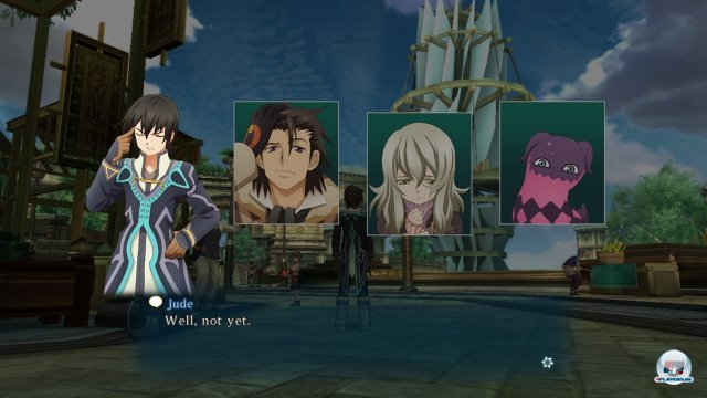 Screenshot - Tales of Xillia (PlayStation3) 92457444