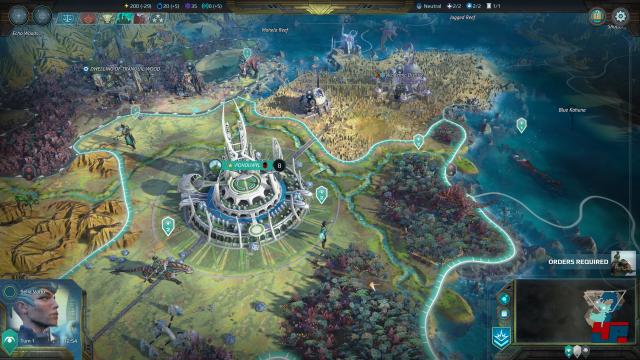 Screenshot - Age of Wonders: Planetfall (PC) 92582685