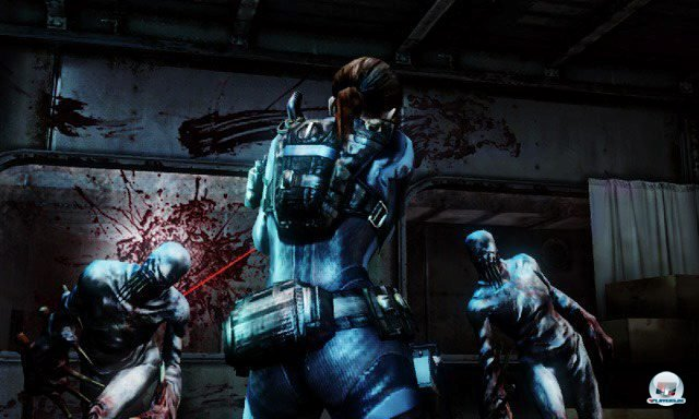 Screenshot - Resident Evil: Revelations (3DS) 2262517